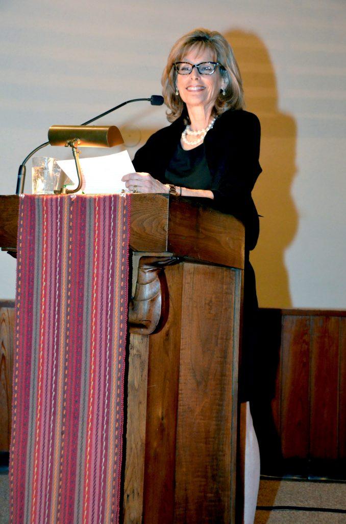 Janet Zuckerman, Ph.D.